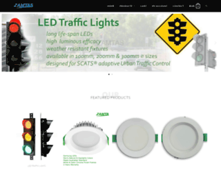 zamtasledlights.com.au screenshot