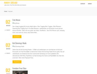 zanderbrade.com screenshot