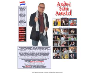 zangerandre.nl screenshot