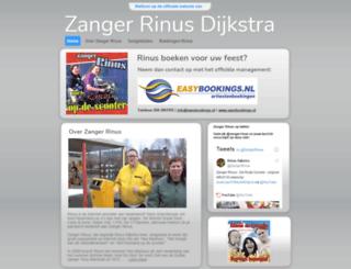 zangerrinus.nl screenshot