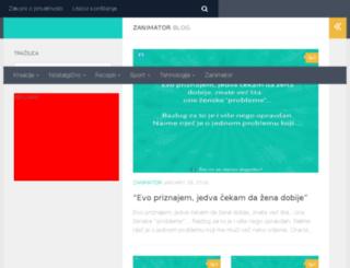 zanimator.net screenshot