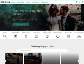 zankyou.com screenshot