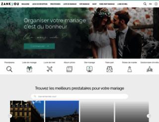 zankyou.fr screenshot