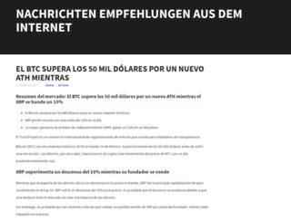 zansol.de screenshot