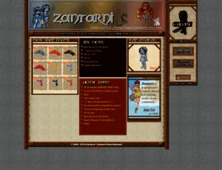 zantarni.com screenshot