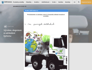 zapa.cz screenshot