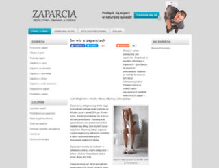 zaparcia.org screenshot