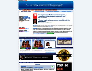zapgrab.net screenshot