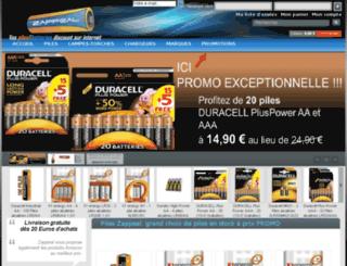 zappeal.fr screenshot