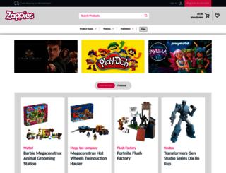 zappies.com screenshot