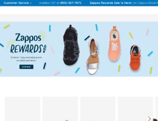 zappo.com screenshot