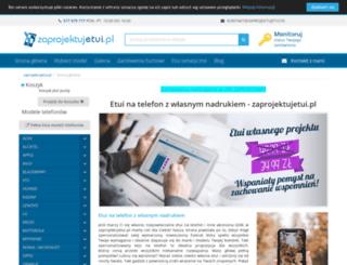 zaprojektujetui.pl screenshot