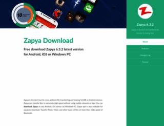 zapyadownload.com screenshot