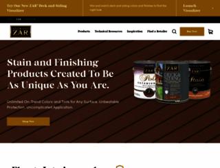zar.com screenshot