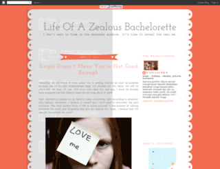 zara-the-enigma.blogspot.com screenshot