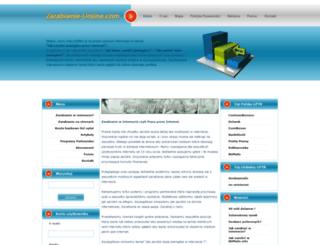 zarabianie-online.com screenshot