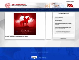 zaradh.saglik.gov.tr screenshot