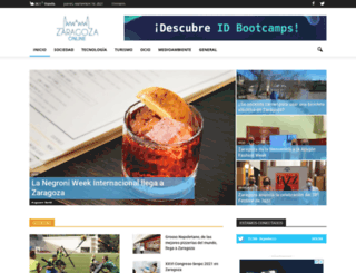 zaragozaonline.com screenshot