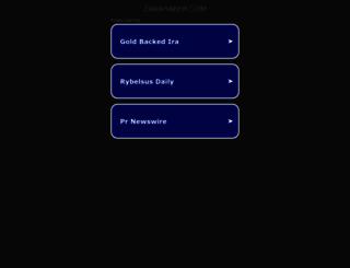 zarahaber.com screenshot