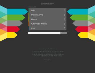 zariaetan.com screenshot
