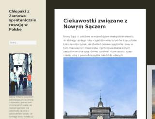 zarnow.com.pl screenshot