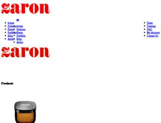zaron.com.ng screenshot