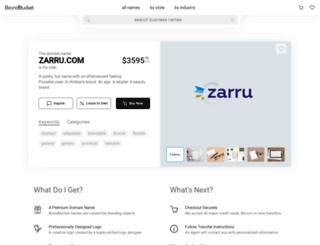 zarru.com screenshot