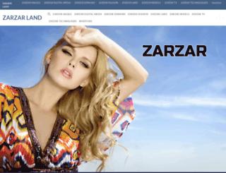 zarzar.net screenshot