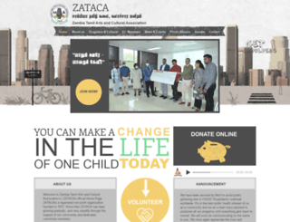 zataca.org screenshot