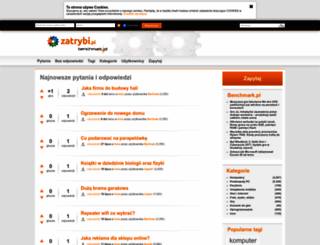 zatrybi.pl screenshot
