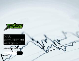 zatus.com screenshot