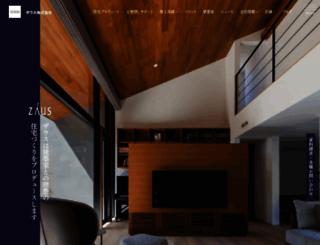 zaus-co.com screenshot