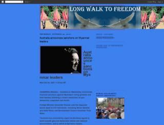 zawburma.blogspot.com screenshot