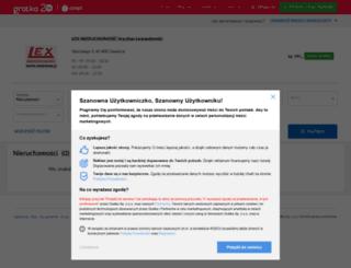 zawiercie.gratka.pl screenshot