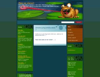 zbav-se-starosti.webnode.cz screenshot