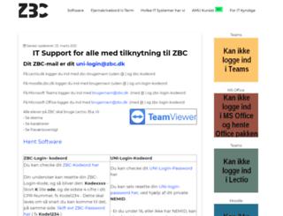 zbc-app02.efif.dk screenshot