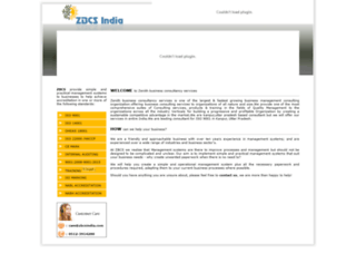 zbcsindia.com screenshot