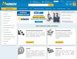 zbozi.arkov.cz screenshot