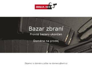 zbran.net screenshot