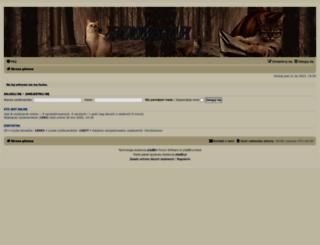 zbroiowisko.pl screenshot