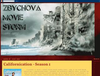 zbychovams.blogspot.cz screenshot