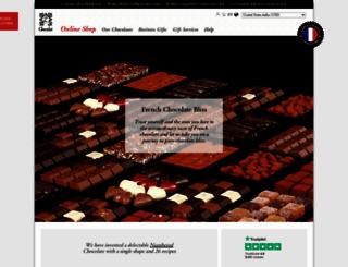 zchocolat.com screenshot