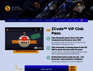 zcodesystem.com screenshot
