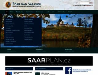 zdarns.cz screenshot