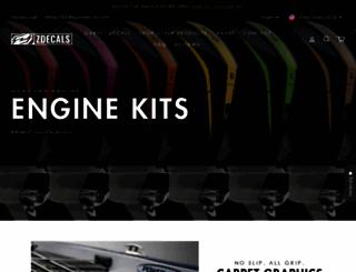 zdecals.com screenshot