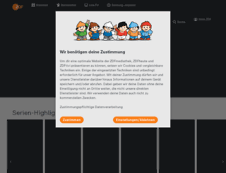 zdf.de screenshot