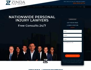 zdfirm.com screenshot