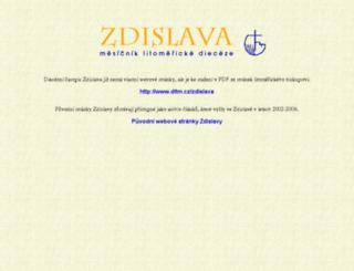 zdislava.signaly.cz screenshot