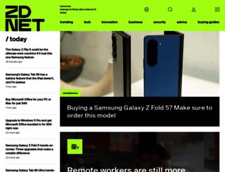 zdnet.com.au screenshot