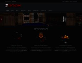 zdoom.org screenshot